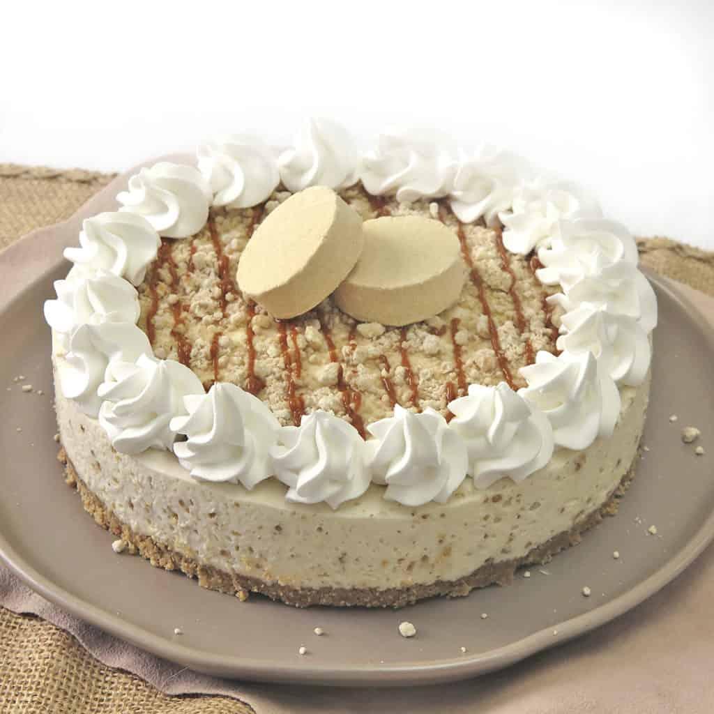 receta para pastel