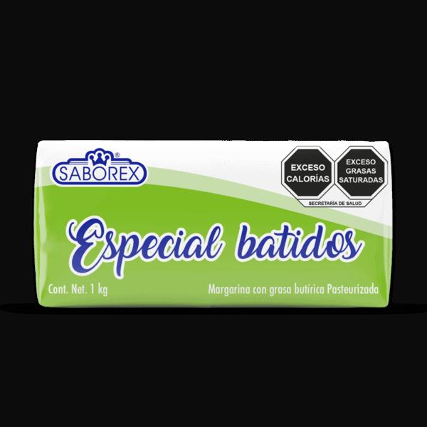 margarina especial batidos saborex