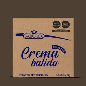 Crema Batida SABOREX 5kg